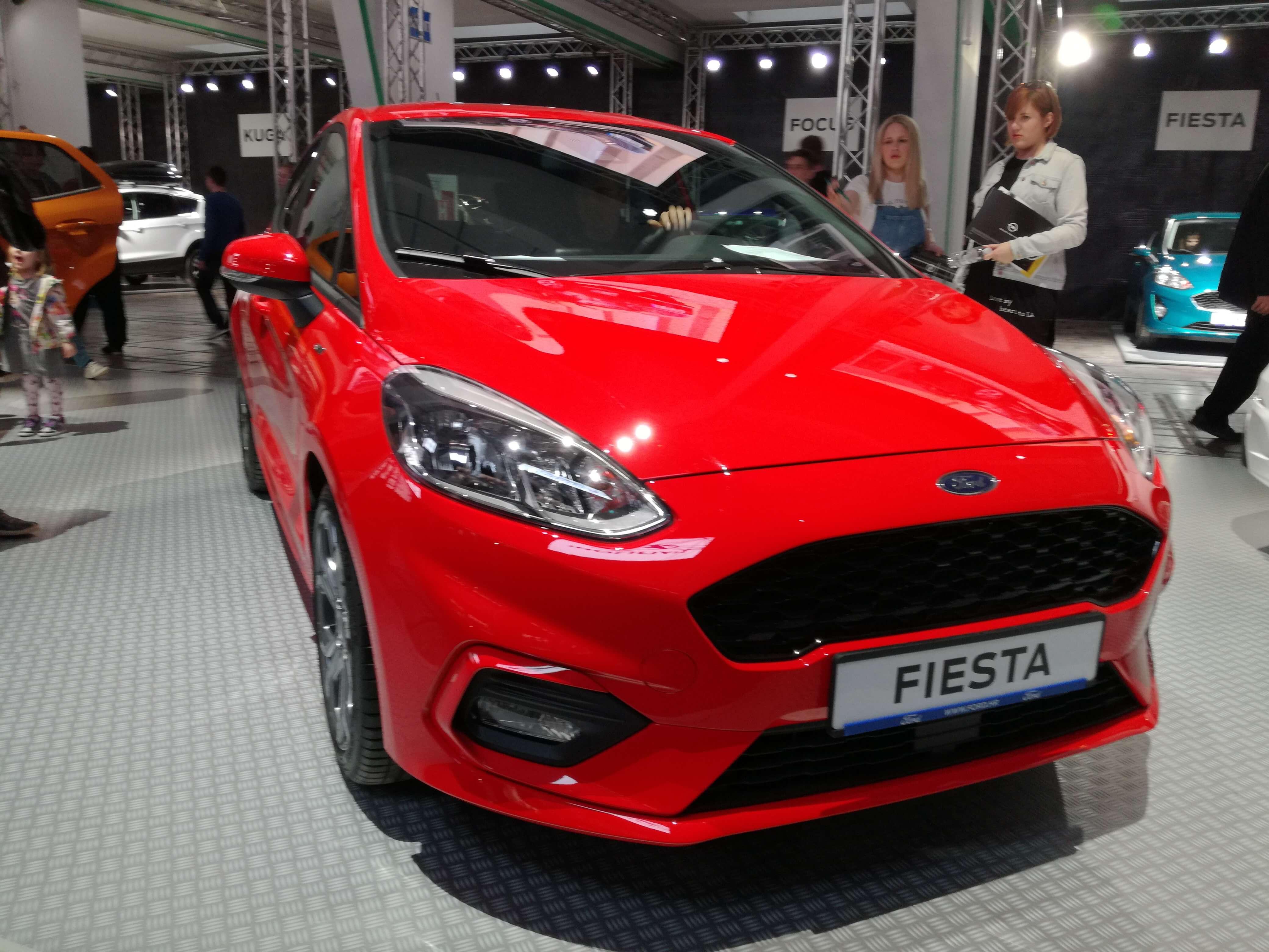 Zagreb Auto Show 2018 ford