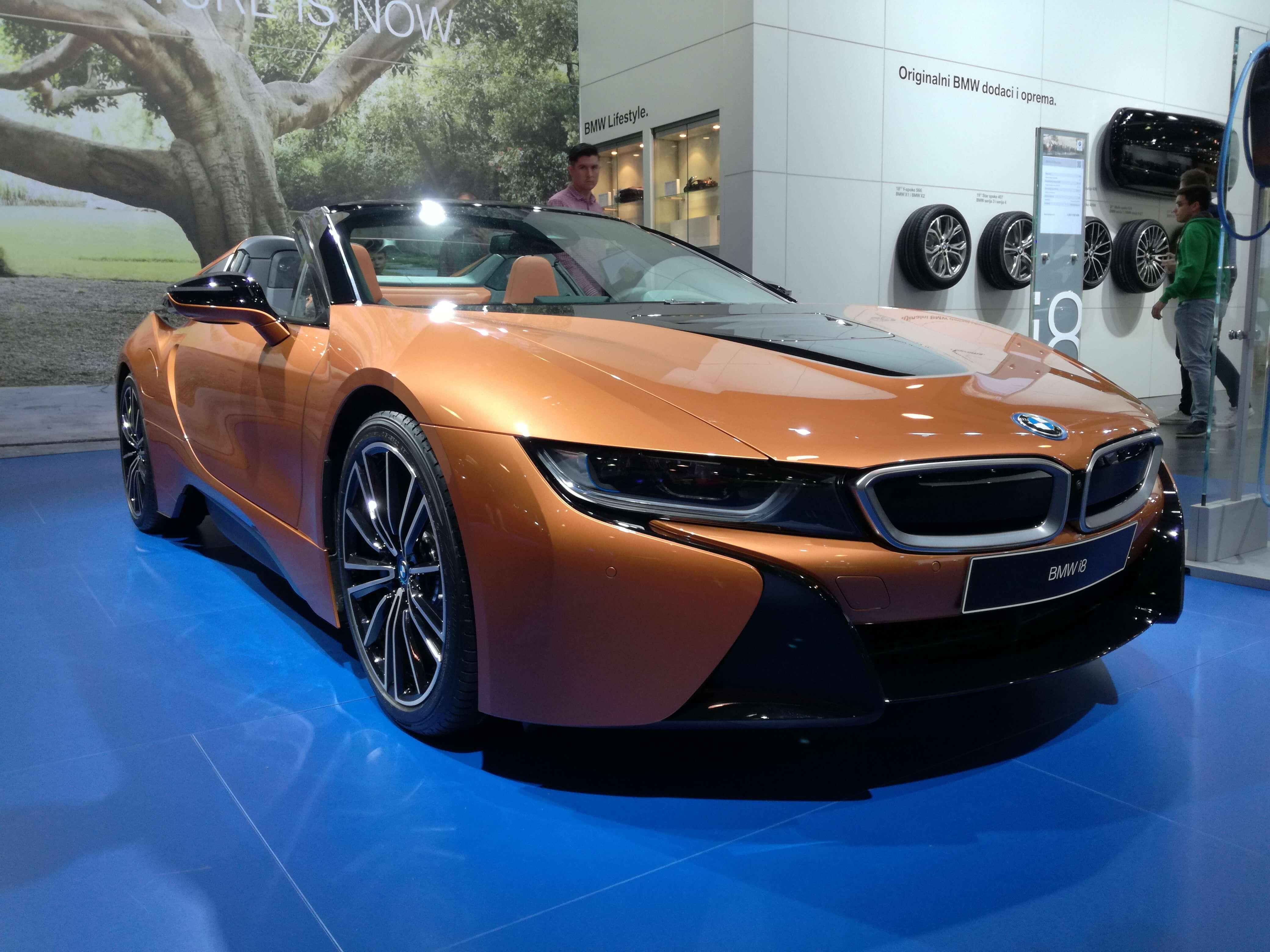 Zagreb Auto Show motori