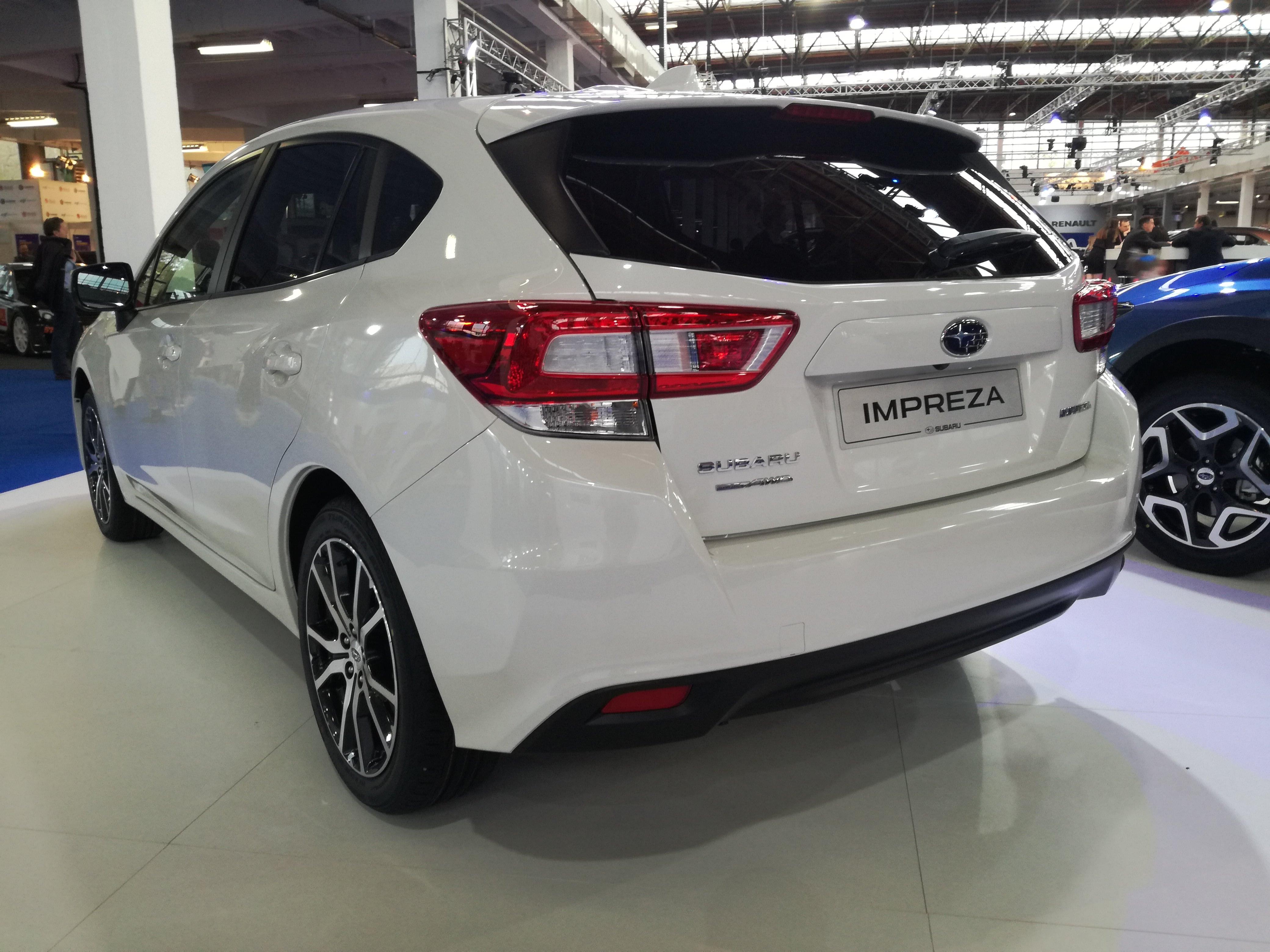novi Zagreb Auto Show