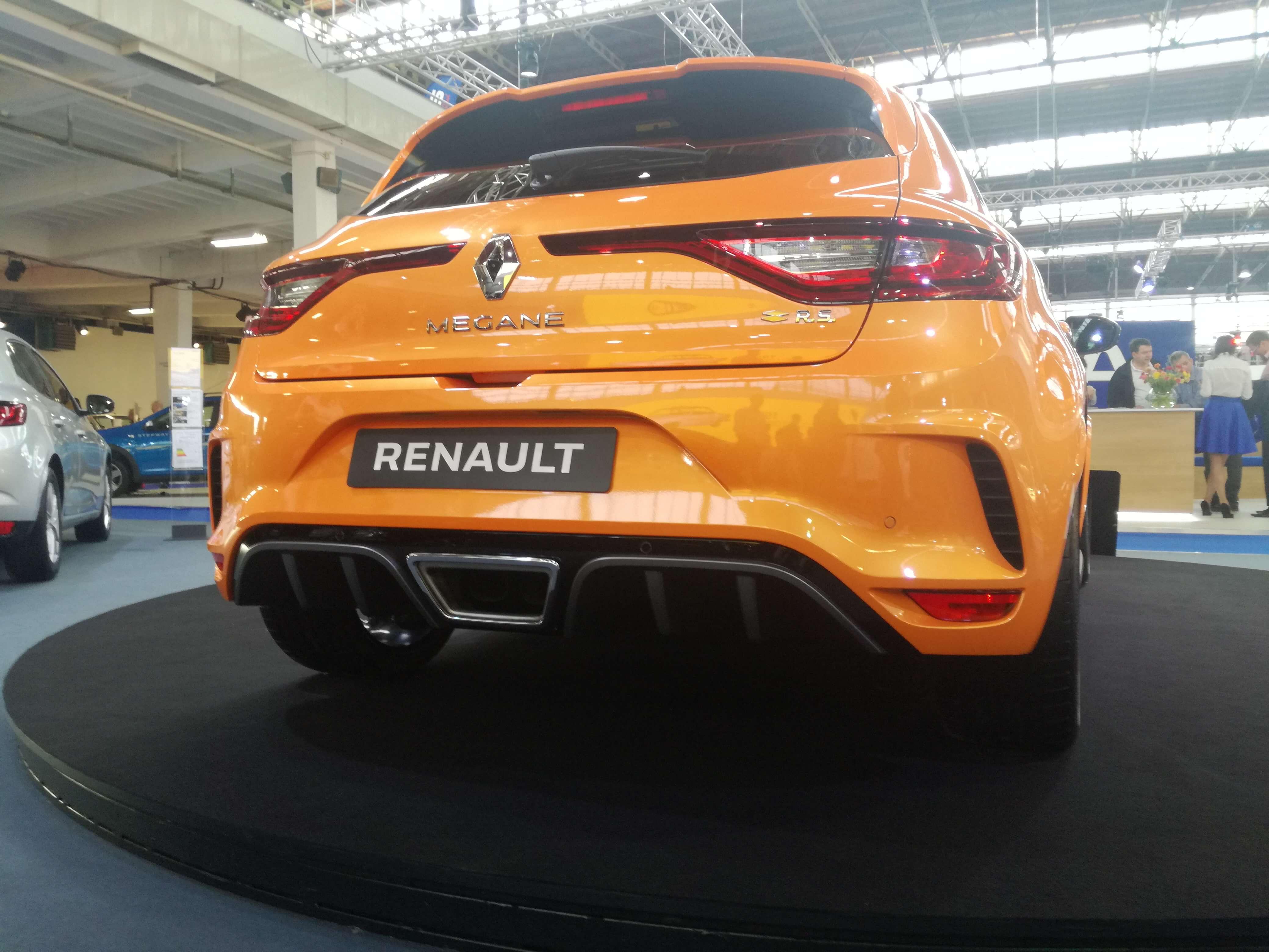 zagreb auto show 2018 renault